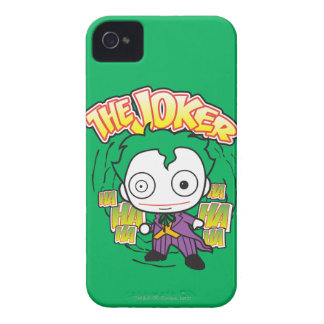 The Joker - Mini iPhone 4 Case-Mate Case