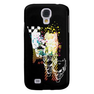The Joker Neon Montage Galaxy S4 Case