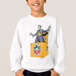 The Joker Out of the Box Sweatshirt