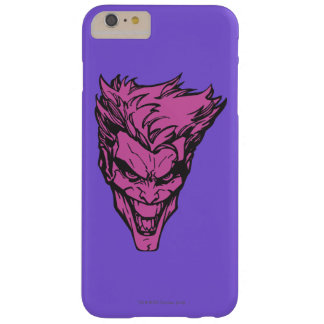 The Joker Pink Barely There iPhone 6 Plus Case