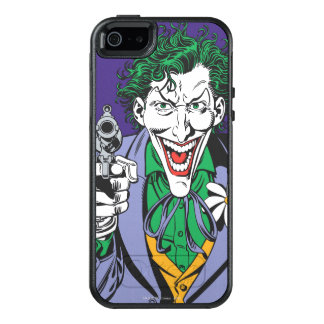 The Joker Points Gun OtterBox iPhone 5/5s/SE Case