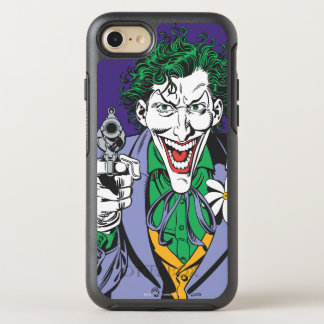 The Joker Points Gun OtterBox Symmetry iPhone 8/7 Case