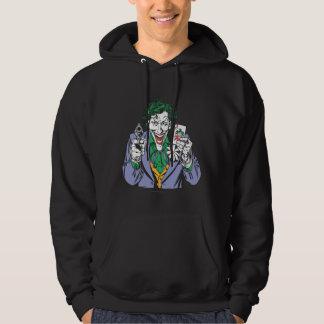 The Joker Points Gun Sweatshirts