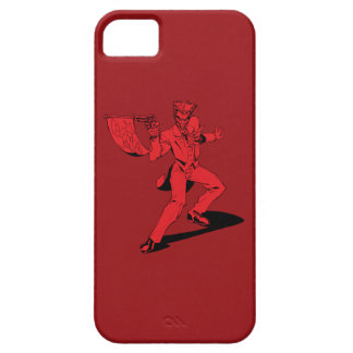 The Joker Red iPhone 5 Cases