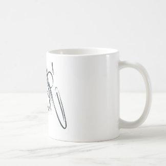 The Joker Script Basic White Mug