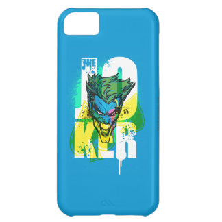 The Joker Spades Cover For iPhone 5C