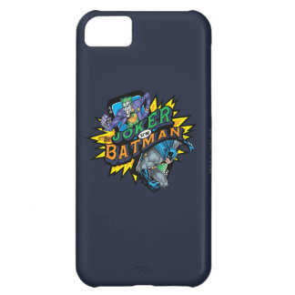 The Joker Vs Batman iPhone 5C Case