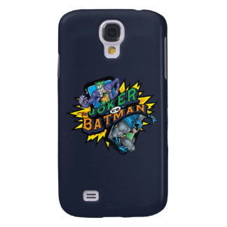 The Joker Vs Batman Galaxy S4 Case