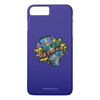 The Joker Vs Batman iPhone 7 Plus Case