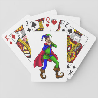 The Joker's Deck By Blaise Gauba Playing Cards