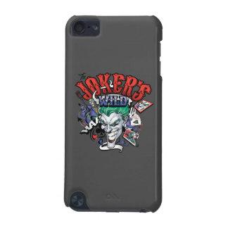 The Joker's Wild iPod Touch 5G Cases