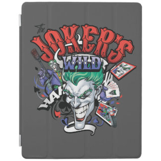 The Joker's Wild iPad Cover