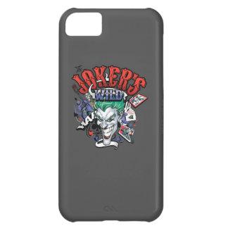 The Joker's Wild iPhone 5C Case