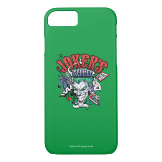 The Joker's Wild iPhone 7 Case