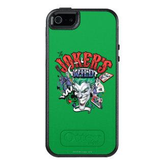 The Joker's Wild OtterBox iPhone 5/5s/SE Case