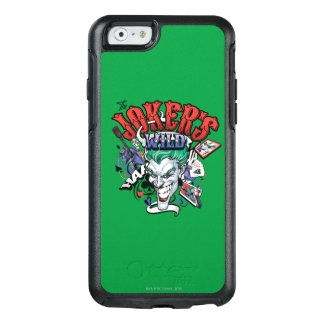 The Joker's Wild OtterBox iPhone 6/6s Case