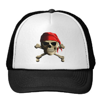 The Jolly Roger Cap