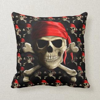 The Jolly Roger Cushion