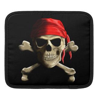 The Jolly Roger iPad Sleeve