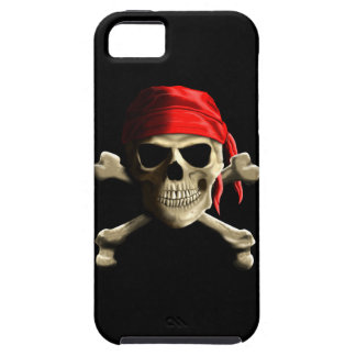 The Jolly Roger iPhone 5 Cover