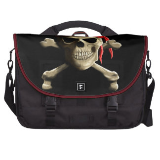 The Jolly Roger Laptop Bags