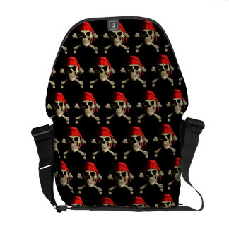 The Jolly Roger Courier Bags