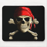 The Jolly Roger Mouse Pad