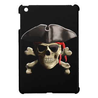 The Jolly Roger Pirate Skull Case For The iPad Mini