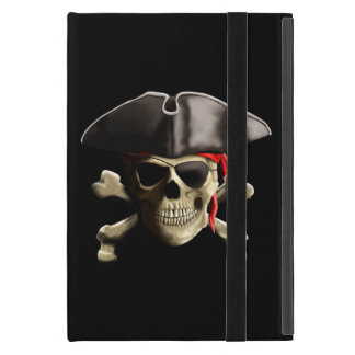 The Jolly Roger Pirate Skull Cover For iPad Mini