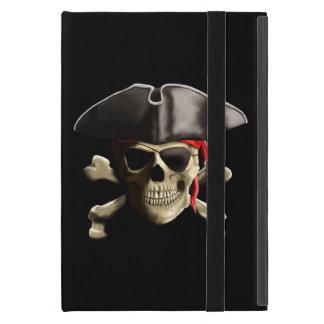 The Jolly Roger Pirate Skull iPad Mini Cover