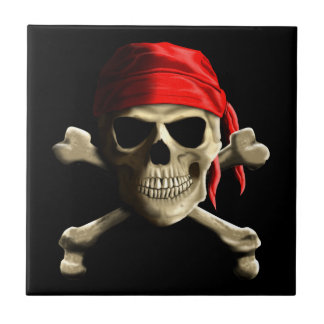 The Jolly Roger Tile