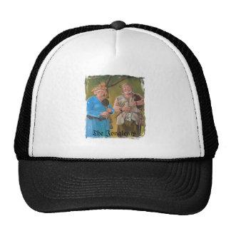 The Jongleurs Mesh Hat