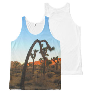 The Joshua Tree All-Over Print Tank Top