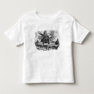 The Journalist Toddler T-Shirt