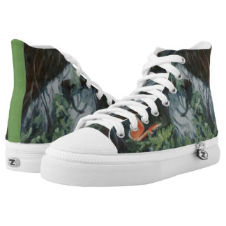 The Journey High Tops