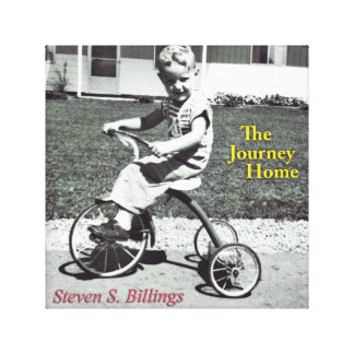 """""""The Journey Home"""" Canvas-wrapped Poster Canvas Print"""