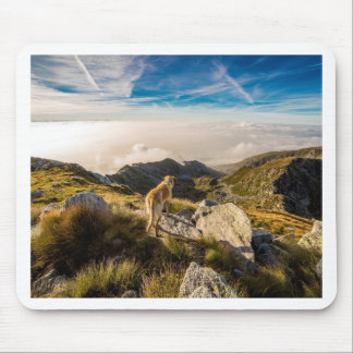 The journey mouse mat