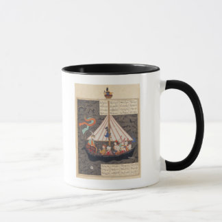 The Journey of Alexander the Great Mug