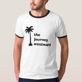 the journey westward T-Shirt
