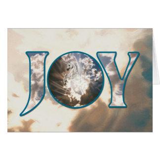 The Joy of Christmas Card