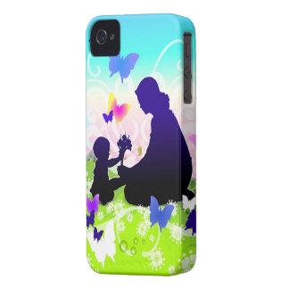 The Joy of Motherhood iPhone 4/4S Case