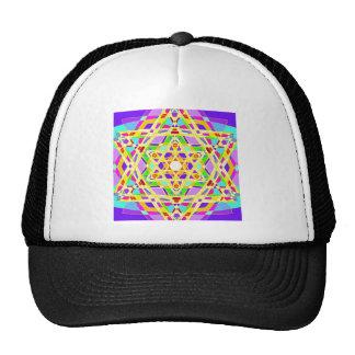 The Judaical vitrail. Trucker Hat