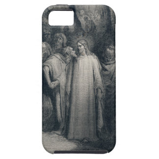 The Judas Kiss Mark 14 45 by Gustave Doré 1866 iPhone 5 Cases