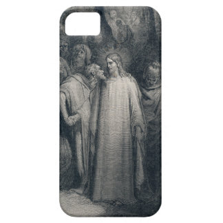 The Judas Kiss Mark 14 45 by Gustave Doré 1866 iPhone 5/5S Cases