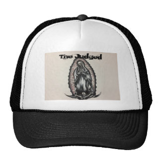 The Judged Mary Skeleton Trucker Trash Hat