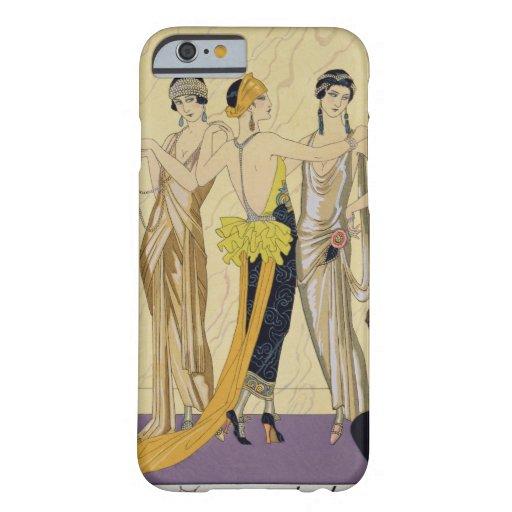 The Judgement of Paris, 1920-30 (pochoir ) iPhone 6 Case