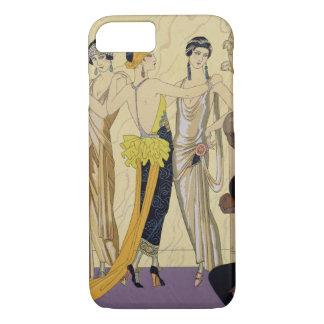 The Judgement of Paris, 1920-30 (pochoir ) iPhone 8/7 Case