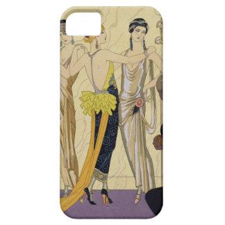 The Judgement of Paris, 1920-30 (pochoir print) iPhone 5 Case