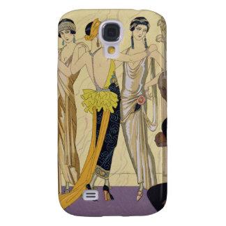 The Judgement of Paris, 1920-30 (pochoir print) Galaxy S4 Case