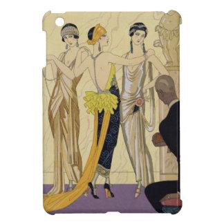 The Judgement of Paris, 1920-30 (pochoir print) iPad Mini Case